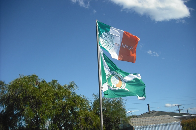 Flying the Flags